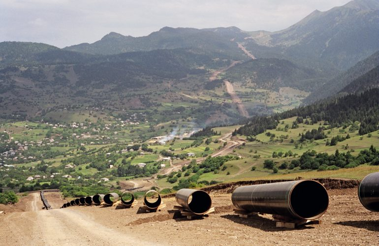 pipeline survey job
